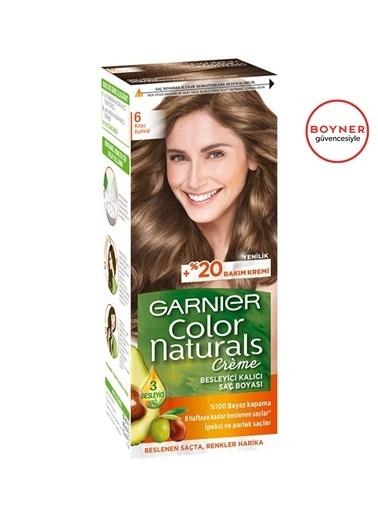 Garnier Garnier Color Naturals 6 Kumral Saç Boyası Renksiz